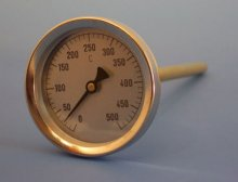 Thermometer, length of the sensor tube: 40cm