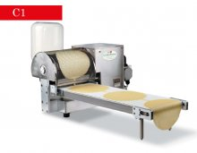 C1 Crepes Maschine D=320mm